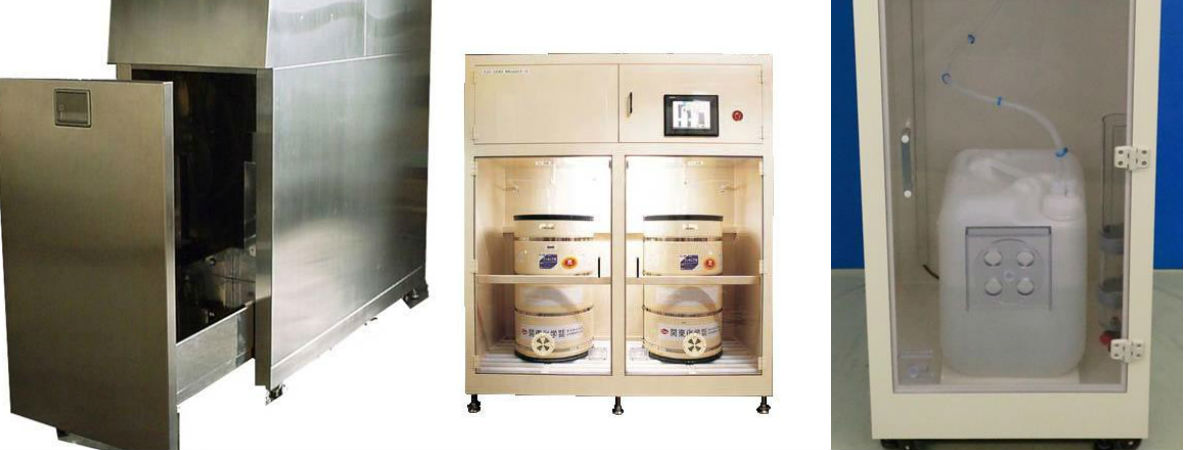 Automatic Chemicals Dispense System
